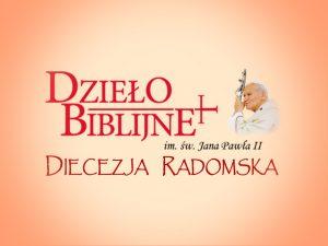 Spotkanie Dzieła Biblijnego w Szydłowcu @ Kościół pw. Św. Zygmunta w Szydłowcu | Szydłowiec | mazowieckie | Polska