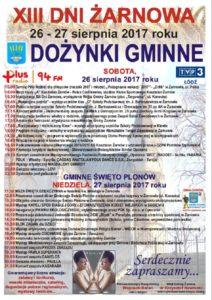 Dni Żarnowa @ Żarnów | Żarnów | województwo łódzkie | Polska