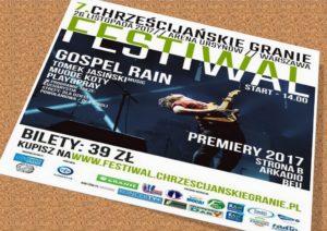 7. Festiwal Chrześcijańskie Granie 2017 @ Arena Ursynów / Warszawa | Warszawa | mazowieckie | Polska