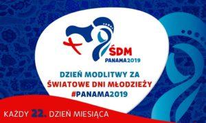 Dzień modlitwy w intencji ŚDM Panama 2019 @ Duszpasterstwo Akademickie w Radomiu | Radom | mazowieckie | Polska