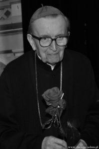 9. rocznica śmierci biskupa Edwarda Materskiego