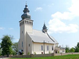 Msza Święta z poświęceniem kościoła w Sołku @ Kościół pw. św. Barbary w Sołku | Sołek | Łódzkie | Polska