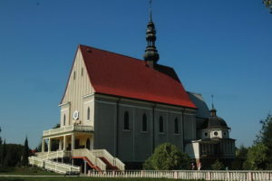 Msza św. i czuwanie modlitewne @ Sanktuarium MB Bolesnej w Kałkowie-Godowie | Pawłów | Polska
