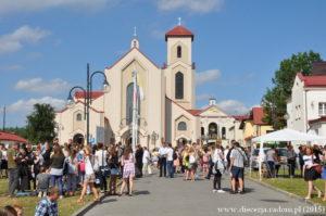 XII. Integracyjny Festiwal Muzyki Chrześcijańskiej @ Sanktuarium Matki Bożej Ostrobramskiej w Skarżysku-Kamiennej | Skarżysko-Kamienna | świętokrzyskie | Polska