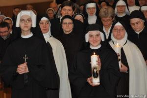 Odwołane: Spotkanie opłatkowe Sióstr Zakonnych