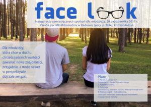 FaceLook - inauguracja spotkań dla młodzieży @ Kościół pw. MB Miłosierdzia w Radomiu | Radom | mazowieckie | Polska