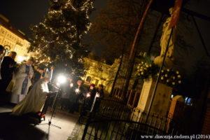 Modlitwa za Radom i diecezję przy figurze MB Niepokalanej przed kościołem OO. Bernardynów @ Kościół oo. Bernardynów w Radomiu | Radom | mazowieckie | Polska