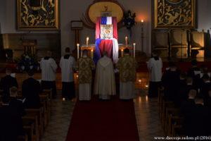 Akatyst ku czi Bogarodzicy @ Wyższe Seminarium Duchowne w Radomiu | Radom | mazowieckie | Polska