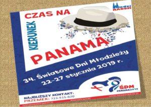 Światowe Dni Młodzieży - Panama 2019
