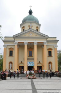 Święto WOT @ Kościół Garnizonowy pw. św. Stanisława bp. i m. w Radomiu | Radom | Mazowieckie | Polska