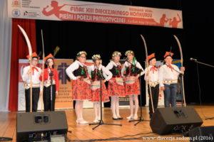 Finał XVI. Diecezjalnego Konkursu Pieśni i Poezji Patriotycznej @ Lipskie Centrum Kultury | Lipsko | mazowieckie | Polska