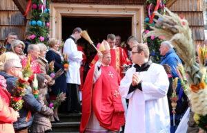 Niedziela Palmowa w Katedrze Radomskiej @ Katedra pw. Opieki NMP w Radomiu