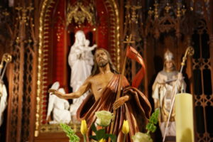 Niedziela Zmartwychwstania Pańskiego - Msza Święta Rezurekcyjna @ Katedra pw. Opieki NMP w Radomiu