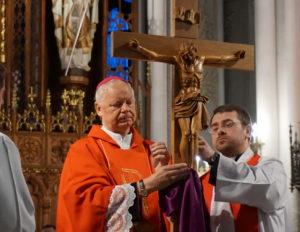 Triduum w Katedrze: Wielki Piątek - Liturgia Męki Pańskiej @ Katedra pw. Opieki NMP w Radomiu | Radom | mazowieckie | Polska
