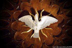 Wigilia Uroczystości Zesłania Ducha Świętego @ Katedra pw. Opieki NMP w Radomiu | Radom | mazowieckie | Polska
