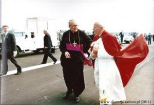 29. rocznica wizyty Jana Pawła II w Radomiu @ Katedra pw. Opieki NMP w Radomiu