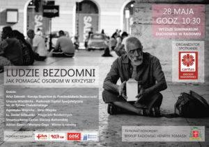Ludzie Bezdomni - jak pomóc? @ Wyższe Seminarium Duchowne w Radomiu | Radom | mazowieckie | Polska