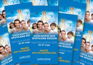 Ogólnopolskie Spotkanie Rodzin - Miłość jest najważniesza @ Klasztor Ojców Franciszkanów Niepokalanów | Polska