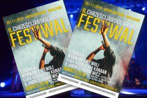 8. Festiwal Chrześcijańskie Granie @ Arena Ursynów w Warszawie | Warszawa | mazowieckie | Polska