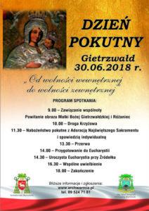 Dzień Pokutny w Gietrzwałdzie @ Sanktuarium Matki Bożej w Gietrzwałdzie | Gietrzwałd | warmińsko-mazurskie | Polska
