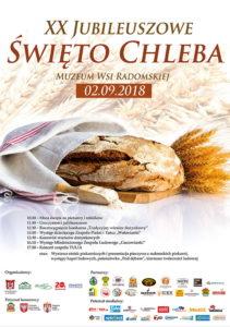 XX. Jubileuszowe Święto Chleba @ Muzeum Wsi Radomskiej | Radom | mazowieckie | Polska