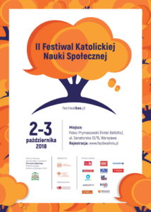 II. Festiwal Katolickiej Nauki Społecznej @ Pałac Prymasowski (Hotel Bellotto) w Warszawie | Warszawa | mazowieckie | Polska