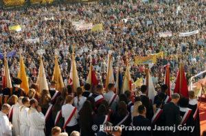 Pielgrzymka Szkół Imienia św. Jana Pawła II na Jasną Górę @ Sanktuarium Matki Bożej Częstochowskiej na Jasnej Górze | Częstochowa | Śląskie | Polska