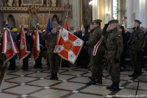 Główne uroczystości w 100. rocznicę odzyskania niepodległości przez Polskę @ Katedra pw. Opieki NMP w Radomiu | Radom | mazowieckie | Polska