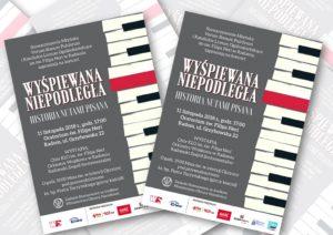 Wyśpiewana Niepodległa. Historia nutami pisana @ Oratorium Św. Filipa Neri w Radomiu | Radom | mazowieckie | Polska