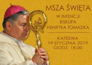 Dzień imienin Ks. Bpa Henryka Tomasika @ Katedra pw. Opieki NMP w Radomiu | Radom | mazowieckie | Polska