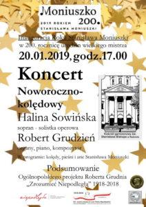Inauguracja Roku Stanisława Moniuszki w Radomiu @ Kościół Garnizonowy pw. św. Stanisława bp w Radomiu | Radom | mazowieckie | Polska