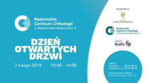 Dzień Otwartych Drzwi w Radomskim Centrum Onkologii @ Radomskie Centrum Onkologii | Radom | mazowieckie | Polska
