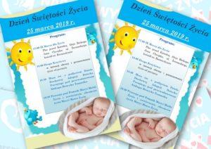 Dzień Świętości Życia @ Radom: Katedra, kościół oo. Bernardynów, Pomnik Maryi Matki Życia | Radom | mazowieckie | Polska