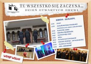 Dzień Otwartych Drzwi w WSD w Radomiu @ Wyższe Seminarium Duchowne w Radomiu | Radom | mazowieckie | Polska
