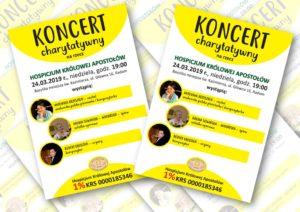 Koncert charytatywny na rzecz hospicjum @ Bazylika Św. Kazimierza w Radomiu | Radom | mazowieckie | Polska