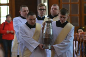 Msza Święta Krzyżma @ Katedra pw. Opieki NMP w Radomiu | Radom | mazowieckie | Polska