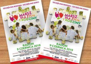 VIII. Radomski Marsz dla Życia i Rodziny @ Radom, Rwańska - Żeromskiego - Plac Konstytucji 3 Maja | Radom | mazowieckie | Polska
