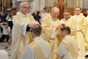 Święcenia kapłańskie @ Katedra pw. Opieki NMP w Radomiu | Radom | Mazowieckie | Polska