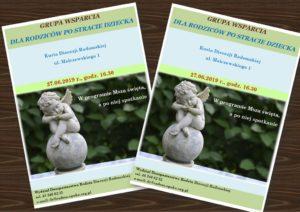 Spotkanie grupy wsparcia dla rodziców po stracie dziecka @ Kuria Diecezji Radomskiej | Radom | mazowieckie | Polska