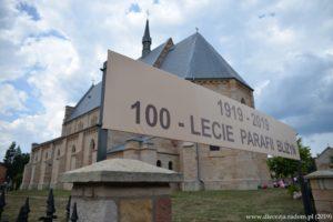 Jubileusz 100-lecia Parafii w Bliżynie @ Parafia pw. św. Ludwika w Bliżynie | Bliżyn | świętokrzyskie | Polska