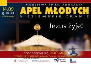 IX. Apel Młodych - Jezus żyje! @ Plac Corraziego, Radom   Radom   mazowieckie   Polska