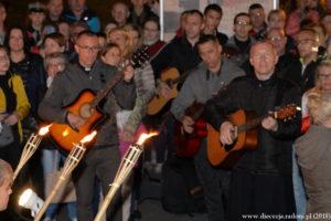 Barka na 100 gitar! @ Plac Jagielloński w Radomiu | Radom | mazowieckie | Polska