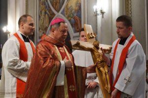 Triduum w Katedrze Radomskiej: Wielki Piątek – Liturgia na cześć Męki Pańskiej @ Katedra pw. Opieki NMP w Radomiu