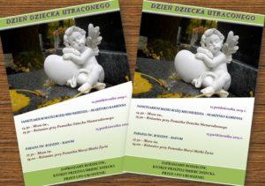Dzień Dziecka Utraconego w Radomiu @ Parafia pw. Świętej Rodziny w Radomiu | Radom | mazowieckie | Polska