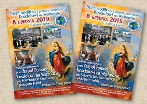 Dzień modlitw w intencji Kościoła na Wschodzie