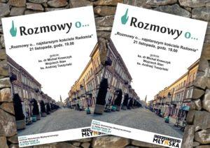 Rozmowy o... najstarszym kościele Radomia @ Centrum Wolontariatu Międzynarodowego w Radomiu | Radom | Polska