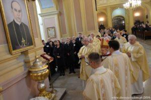 40. rocznica śmierci Sługi Bożego Księdza Biskupa Piotra Gołębiowskiego