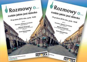 Rozmowy o... cudzie jakim jest dziecko @ Centrum Wolontariatu Międzynarodowego w Radomiu | Radom | Masovian Voivodeship | Polska