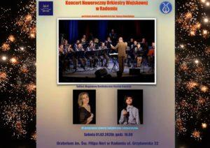Koncert Noworoczny Orkiestry Wojskowej @ Oratorium św. Filipa Neri w Radomiu | Radom | mazowieckie | Polska
