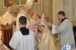 6. rocznica sakry Biskupa Piotra Turzyńskiego
